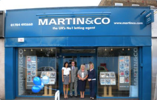 Martin & Co, Staines - Lettings & Salesbranch details