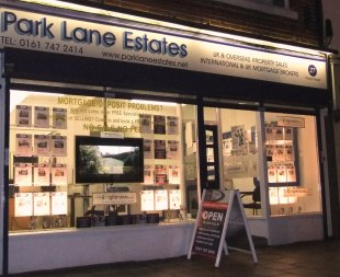 Park Lane Estate Agents, Urmstonbranch details