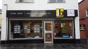 John Brown Estate Agents, St Helensbranch details
