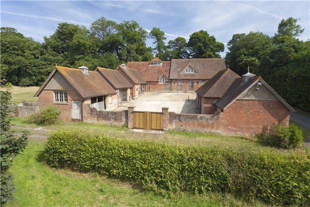 Barn Conversion for sale in Lot 2 - Home Farm Buildings ...
