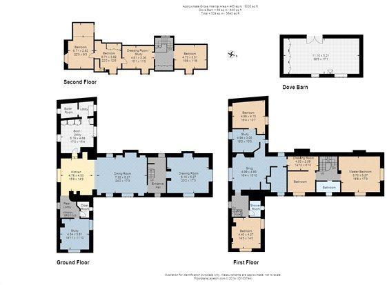 Rill Farm Floorplan