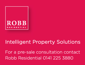 Get brand editions for Robb Residential, Glasgow