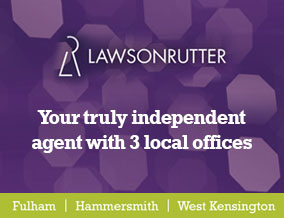 Get brand editions for Lawson Rutter, Hammersmith
