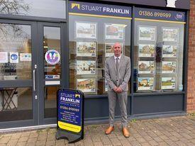 Stuart Franklin Estate Agents, Eveshambranch details