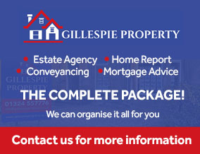 Get brand editions for Gillespie Property, Larbert