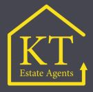 KT Estate Agents, Drayton logo
