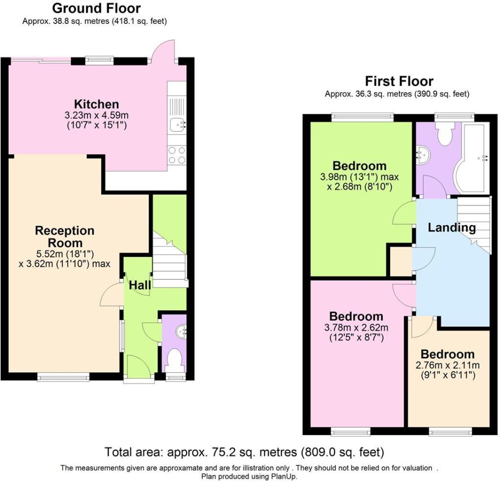130 Whitehouse, Avenue - Floorplan.JPG