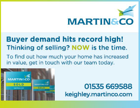 Get brand editions for Martin & Co, Keighley