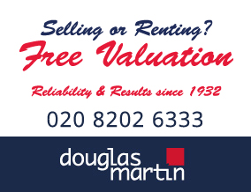 Get brand editions for Douglas Martin, Hendon Central - Lettings