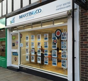Martin & Co, Reigate & Redhill - Lettings & Salesbranch details
