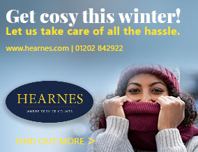 Get brand editions for Hearnes Estate Agents, Wimborne