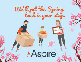 Get brand editions for Aspire, Balham