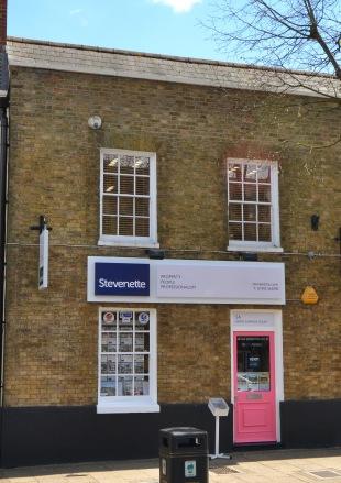Stevenette & Company, Eppingbranch details
