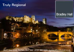 Bradley Hall Chartered Surveyors & Estate Agents, Durhambranch details