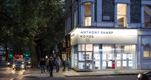 Anthony Sharp, Londonbranch details