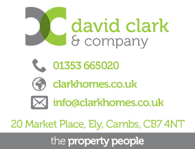 Get brand editions for David Clark & Company, Ely Lettings