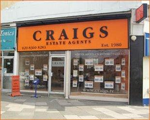 Craigs Estate Agents, Enfieldbranch details