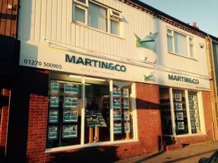Martin & Co, Crewe - Lettingsbranch details