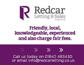 Get brand editions for Redcar Letting & Sales company ltd, Redcar
