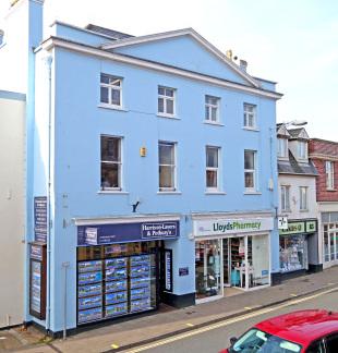 Harrison-Lavers & Potbury's, Sidmouthbranch details