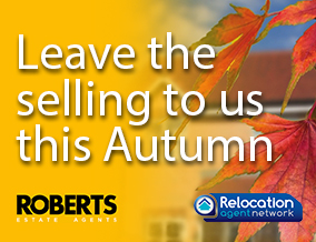 Get brand editions for Roberts Estate Agents, Ebbw Vale