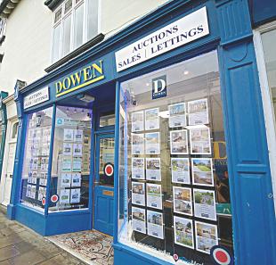 Dowen, Durhambranch details