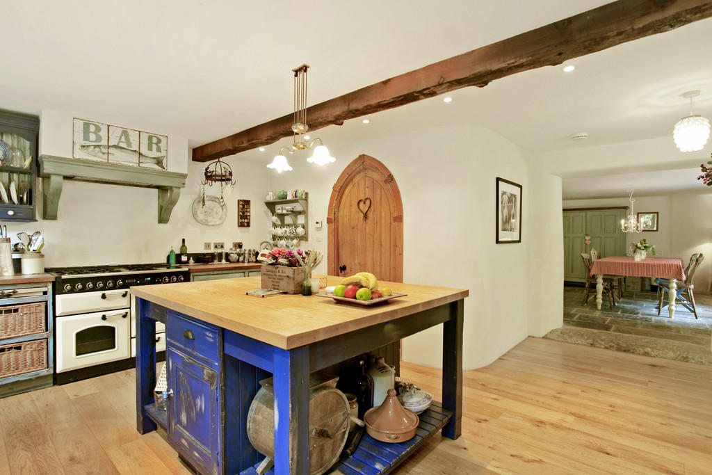 5 Bedroom Equestrian Facility For Sale In Widecombe In The