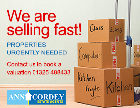 Get brand editions for Ann Cordey Estate Agents , Darlington