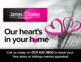 Get brand editions for James Charles, Birmingham
