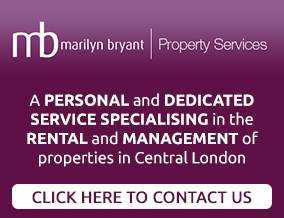 Get brand editions for Marilyn Bryant Property Services, MB Property Services