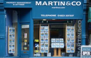 Martin & Co, Taunton - Lettings & Salesbranch details