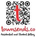 Townsend Accommodation, Penryn logo