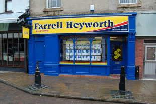 Farrell Heyworth, Ormskirkbranch details