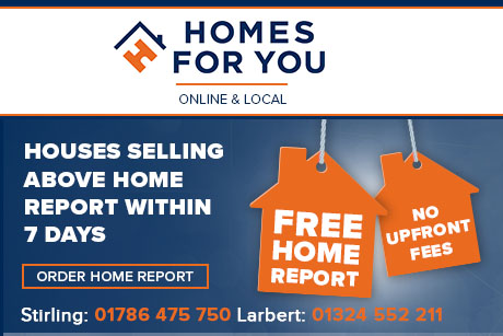 Contact Homes For You - Estate and Letting Agents in Larbert