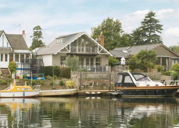 House For Sale Thames Ditton Island