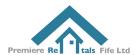 Premiere Rentals, Fife branch logo