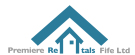 Premiere Rentals, Fife logo