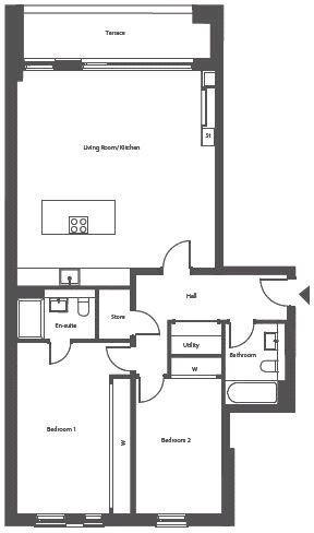Floorplan 50/3