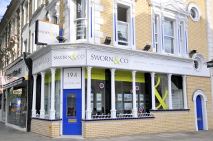 Sworn & Co, London - Salesbranch details