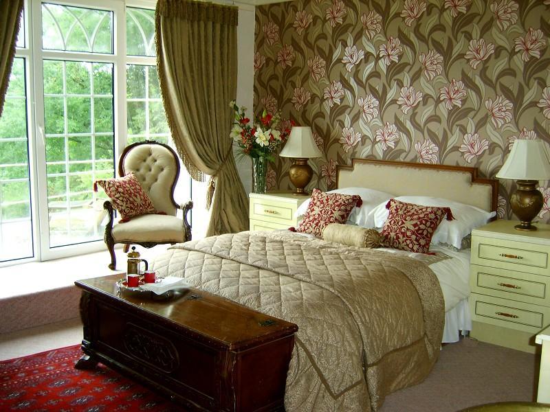 Brown Green Bedroom Design Ideas, Photos & Inspiration