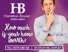 Get brand editions for Hamilton Bower, Shipley