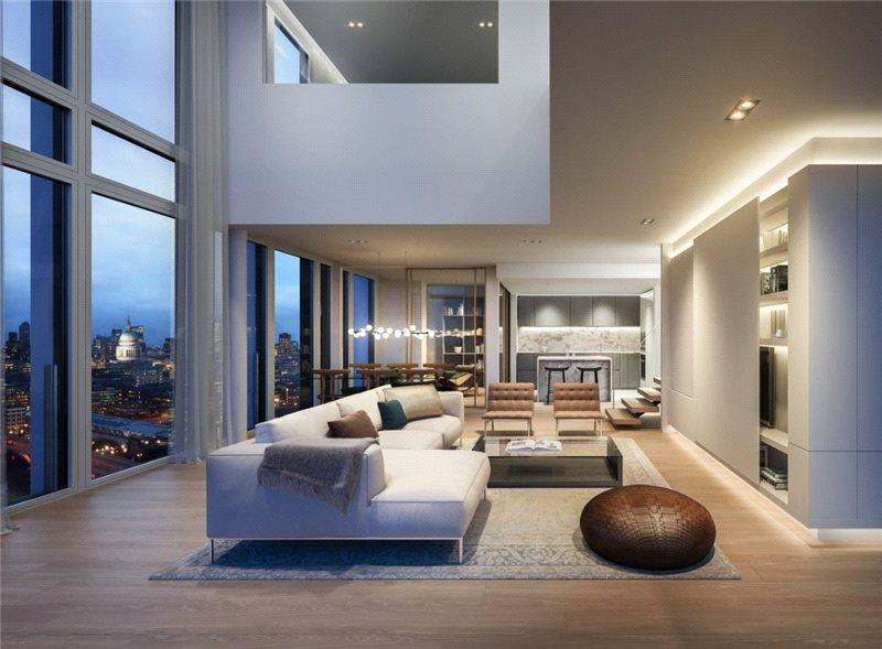 3 Bedroom Flat For Sale In South Bank Tower South Bank
