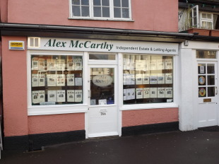 Alex McCarthy Independent Estate and Letting Agents, Pottonbranch details