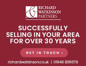 Get brand editions for Richard Watkinson & Partners, Bingham