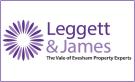 Leggett & James logo