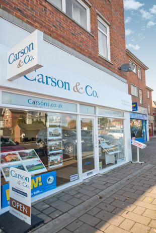 Carson & Co, Hookbranch details