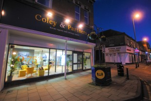 Coley & Partners, Rushdenbranch details