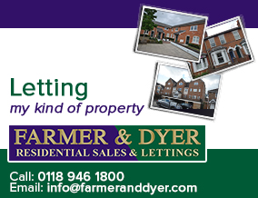 Get brand editions for Farmer & Dyer, Caversham