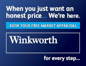 Get brand editions for Winkworth, Clerkenwell