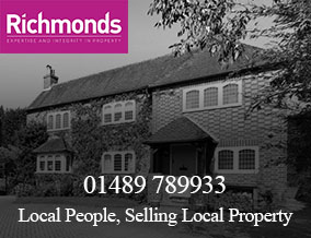 Get brand editions for Richmonds Property Services Ltd, Hedge End
